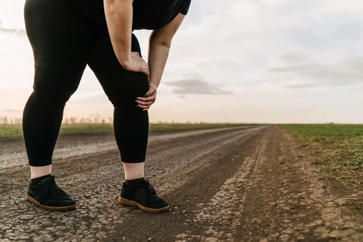 obesity joint pain
