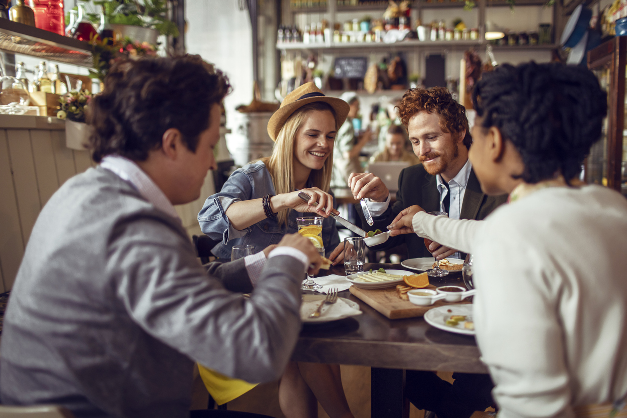 eat out after weight loss surgery